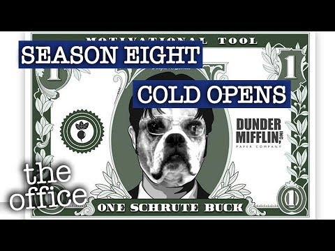 BEST Cold Opens (Season 8)  - The Office US