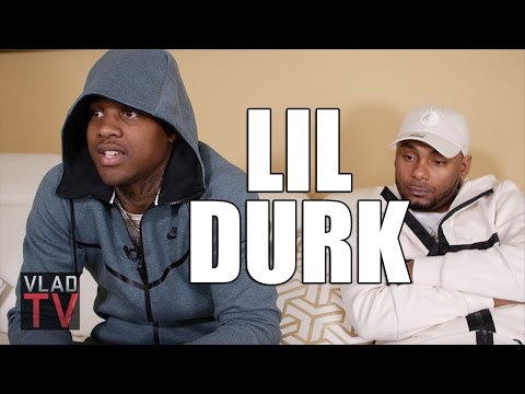 Lil Durk Says He Understands Why Kanye West Stays Away From Chicago's Issues