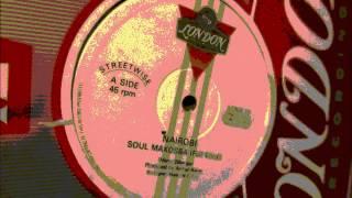 "Nairobi  - Soul Makossa. 1982 (12"" Hip hop/Electro)"