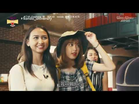 Catch Your Dream - EP.4 [Stefi JKT48 & Mobile BNK48]