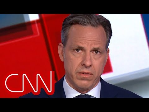 Jake Tapper lists dubious claims made by Trump