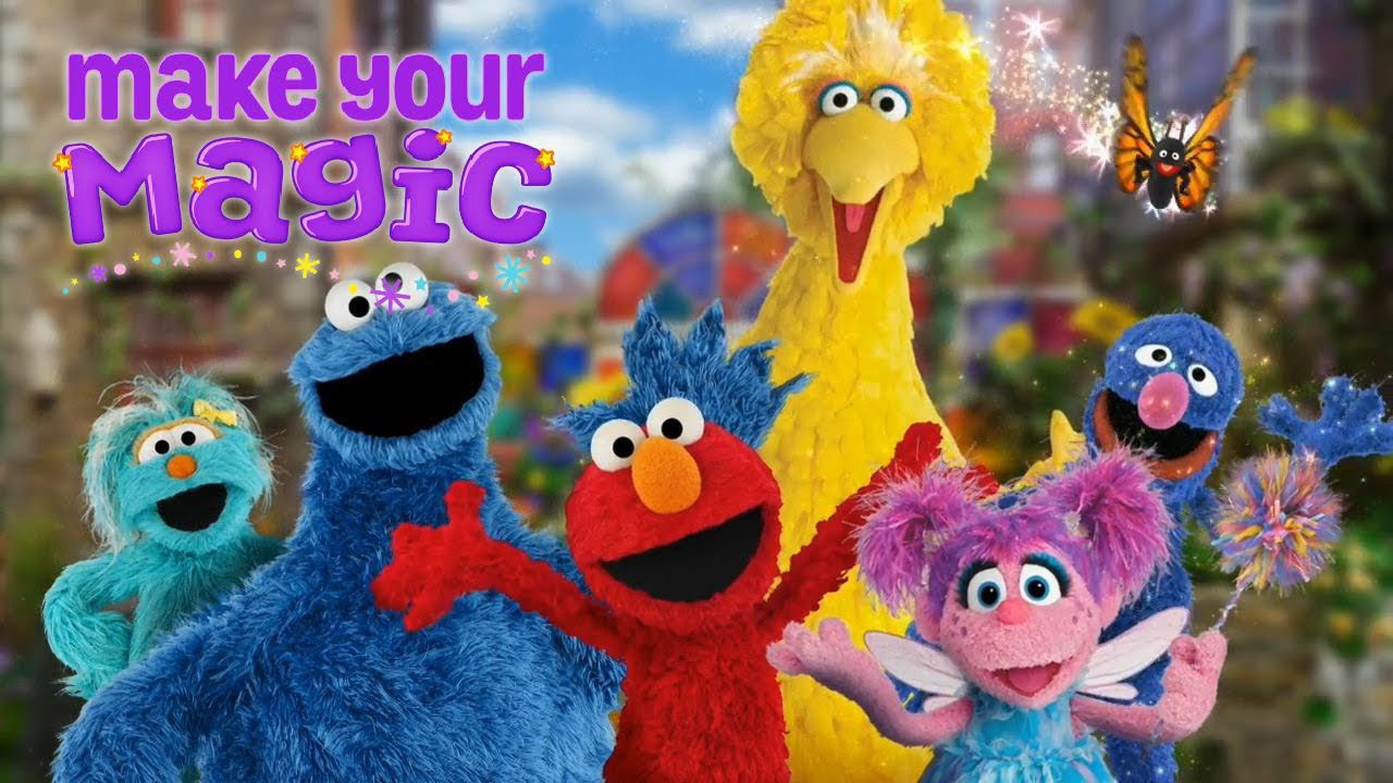 It's just an image of Dynamite Sesame Street Images
