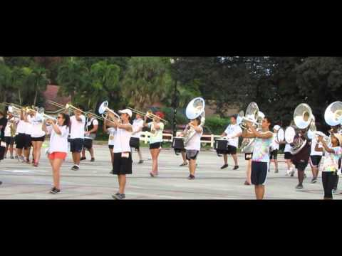A Look Inside The Season Trailer #2  Coral Springs High School Marching Band 2015