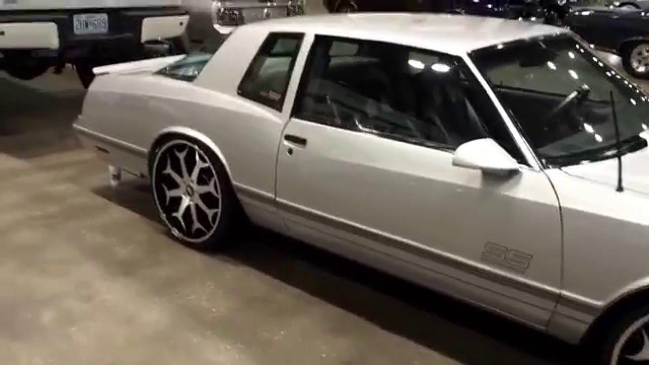 World Of Wheels Kansas City 2016 1987 Monte Carlo SS