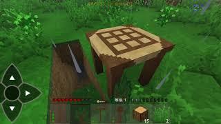 生存战争Mod生存01:建造地洞藏身,一口就被黑棕熊咬死了