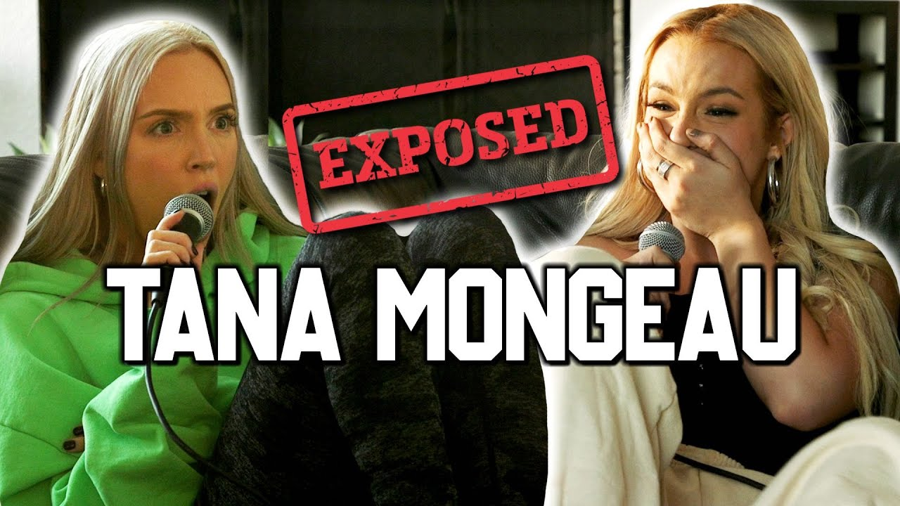 TANA MONGEAU EXPOSED (Full Interview)