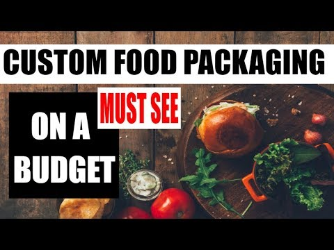 Packaging Design Food packaging on a Budget Start your food business thumbnail