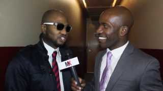 Serani salutes Bob Marley, talks Usain Bolt and love for Jamaica