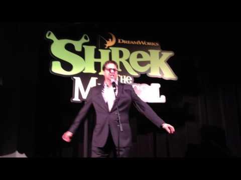 Chris Sieber live
