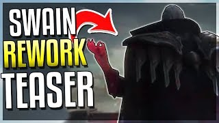 SWAIN REWORK TEASER!! New Warlock Champion - League of Legends