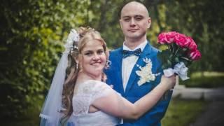 Свадебное слайд-шоу. г. Краснотурьинск. Фотограф: Алеся Копылова