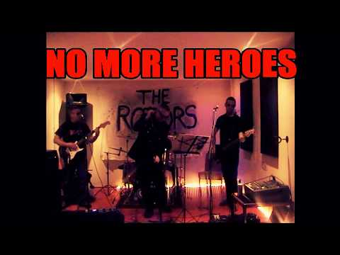 The Rotors - No More Heroes ( Stranglers Cover )