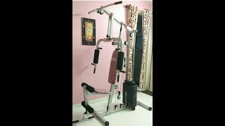Best Lifeline Hg 002 Square Home Gym Customers Reviews ₹13,000