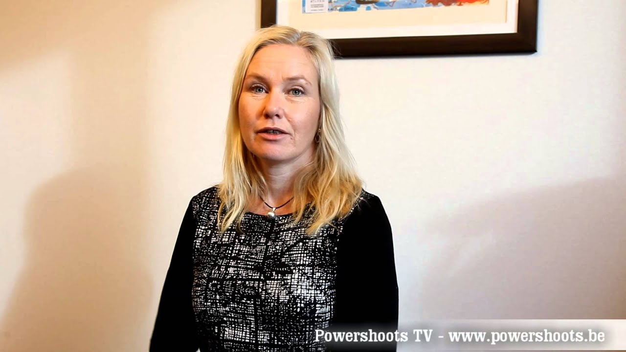 Anna Johansson Positive Energy in Europe Powershoots TV YouTube