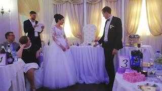 Песочная церемония - свадьба.