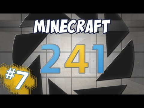 241 Minecraft Puzzle Map - Part 7 - It's A Kind Of Messy