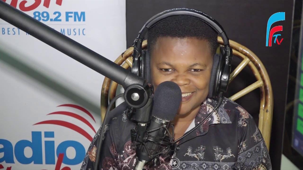 Download Aki na Ukwa ibyamamare byo muri Nigeria basekeje abantu muri Studio za Flash