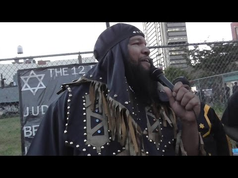 Correcting Misunderstandings of Captain Tazaryach / ISUPK about Islam, Arabs, blacks and Moor