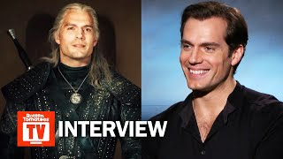'The Witcher' Star Henry Cavill On Why He HAD to Play Monster Hunter Geralt | Rotten Tomatoes