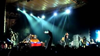 Fear Factory - Acres Of Skin (Live)