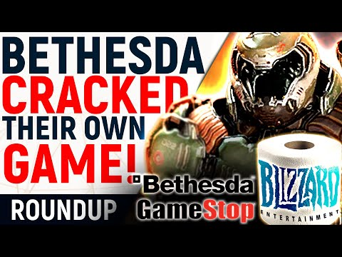 Bethesda's Hillarious BACKFIRE, Blizzard's Package, GameStop FORCED To Relent & Gaming To The RESCUE