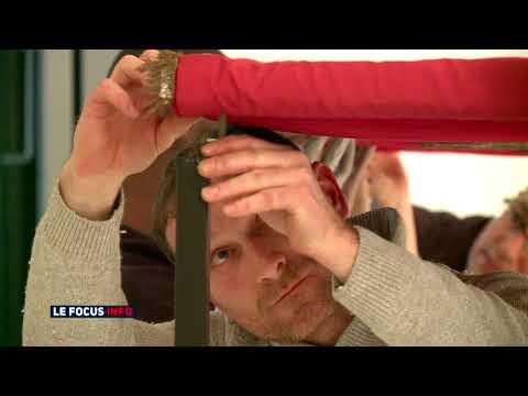 Focus Info : restauration du Dais de procession de la Cathédrale de Monaco