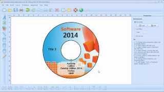 Как создать этикетку для cd-диска