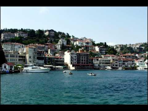 Istanbul, Turkey -- Bosphorus River