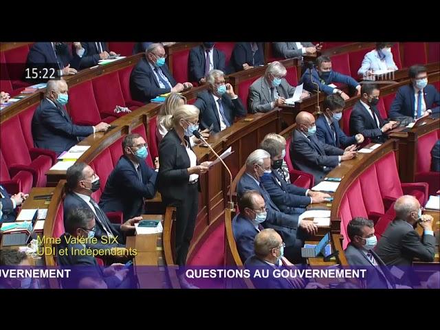 QAG - distorsion de concurrence entre Eurotunnel et le port de Calais - 29 juin 2021
