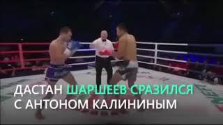 Судьи решили, что Дастан Шаршеев проиграл бой