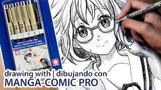 MANGA-COMIC PRO Sakura   Probando Productos!   Diana Díaz