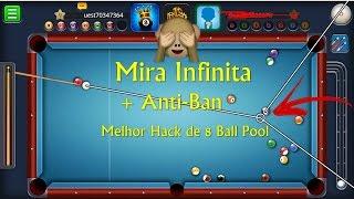 Mega Hack Para 8 Ball Pool (Android)  Mega MOD Mais Mira Hack  Com Anti-Ban - 2017