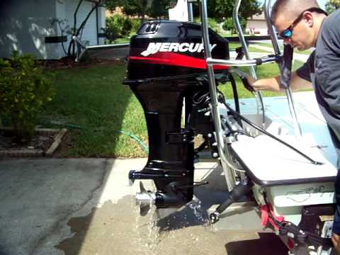 2003 mercury 40 hp 2 stroke youtube rh youtube com Mercury 40 HP ELPT 1994 Mercury Outboard 40 HP