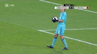 Frauenfussball Freundschaftsspiel Deutschland vs  Spanien 12 11 18 HD