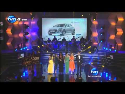 Premiación de la Gran Final de Vive la Música