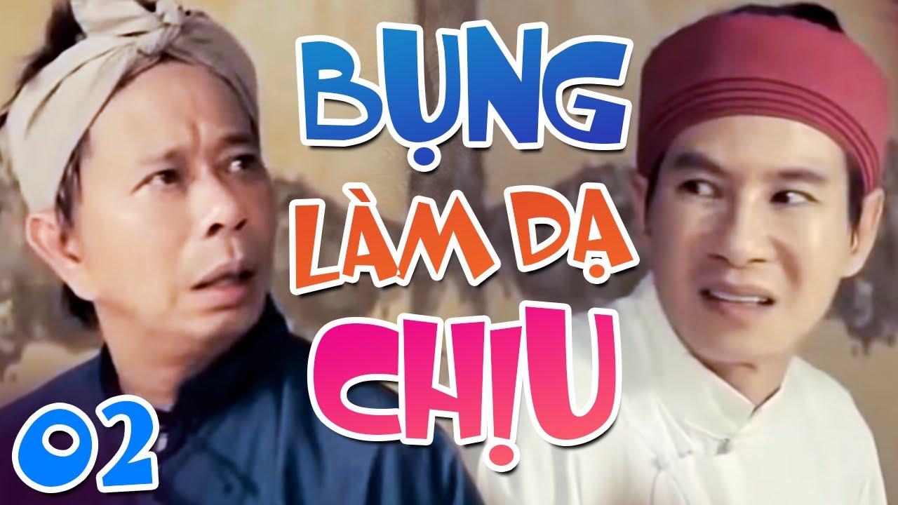 Lý Hài, Bảo Chung, Nhật Cường - BỤNG LÀM DA CHỊU - PHẦN 2 | Hài Việt Nam Cười Tung Nóc
