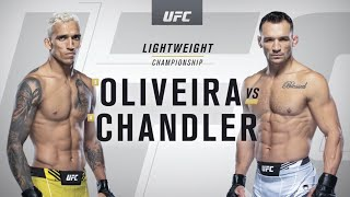 UFC 262: Charles Oliveira vs Michael Chandler Highlights