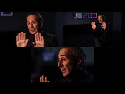 Alexandre Desplat Interview (Bonus Feature) | SCORE: A FILM MUSIC DOCUMENTARY