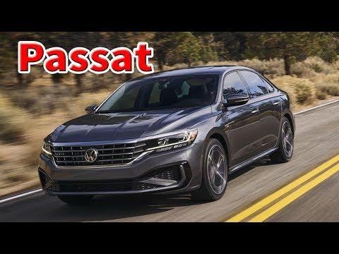 2020 Volkswagen Passat R-Line – Exterior & Interior  – Detroit Auto Show 2019