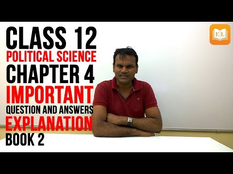 India's External Relation Class 12 | Important Question And Answers For Exam | Hindi Explanation