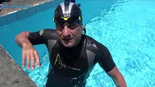 Плавание для взрослых, часть 5. Плавание, расслабление, ротация, акватичность.