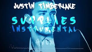 Justin Timberlake - Supplies Instrumental (A JAYBeatz Remake) #HVLM