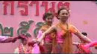 Songkran Festival, Thai Wat, Wimbledon, London 13/04/08