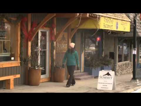 Funky Boutiques, Fine Restaurants & Casual Cafes - Inveremere, BC