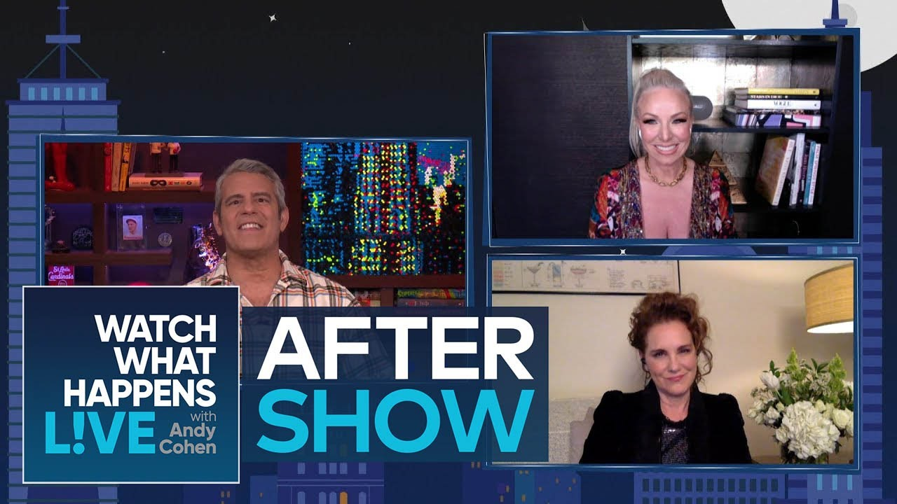 After Show: Elizabeth Perkins Talks About her Crush on Tom Hanks