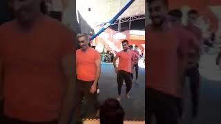 العاب سيرك للترفيه عن اطفال غزة بعد العدوان الأخير- 2