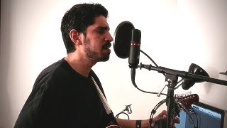 I Could Sing of Your Love Forever- Delirious (Acoustic Cover by Eric Merced)