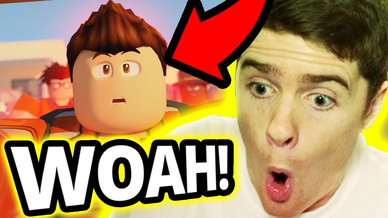 Reacting To My Roblox Song