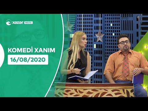 Komedi Xanım (10-cu Bölüm ) 16.08.2020