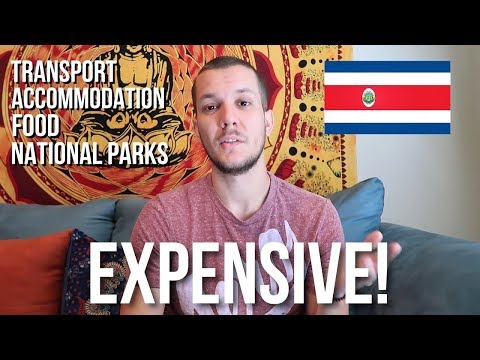 HOW EXPENSIVE IS COSTA RICA? TRAVEL COST